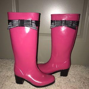 Kate Spade Rain Boots